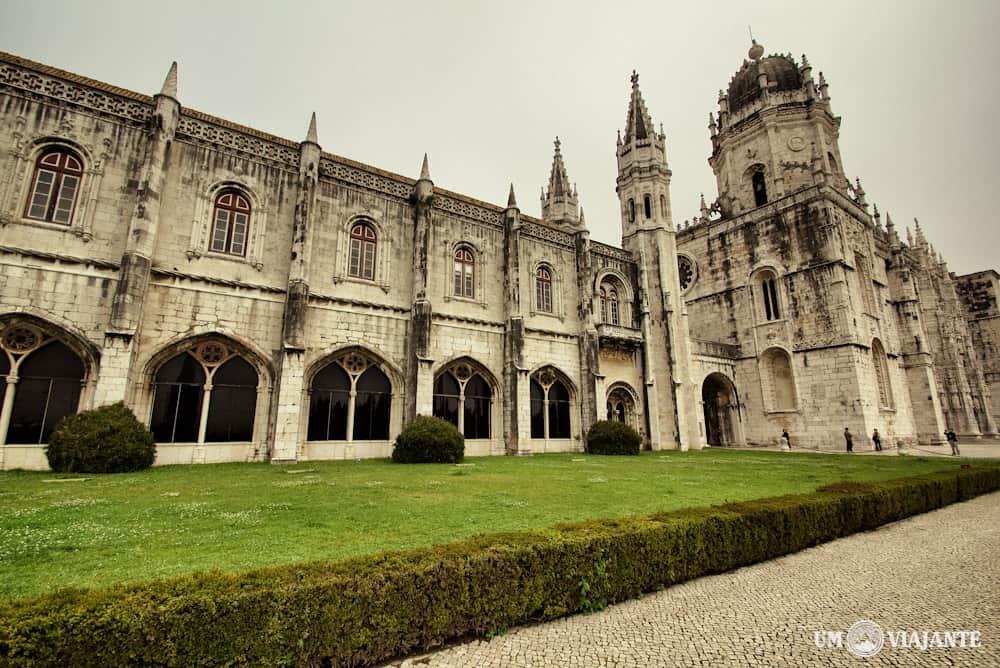 Mosteiro dos Jerónimos, Belém - Lisboa - Portugal