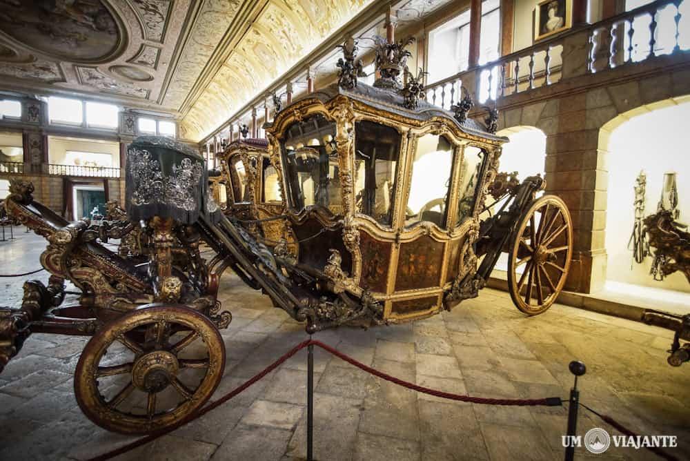 Museu dos Coches, Belém - Lisboa - Portugal
