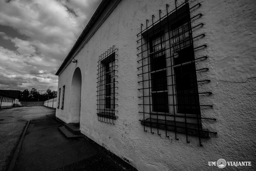 Entrada da Prisão, Dachau