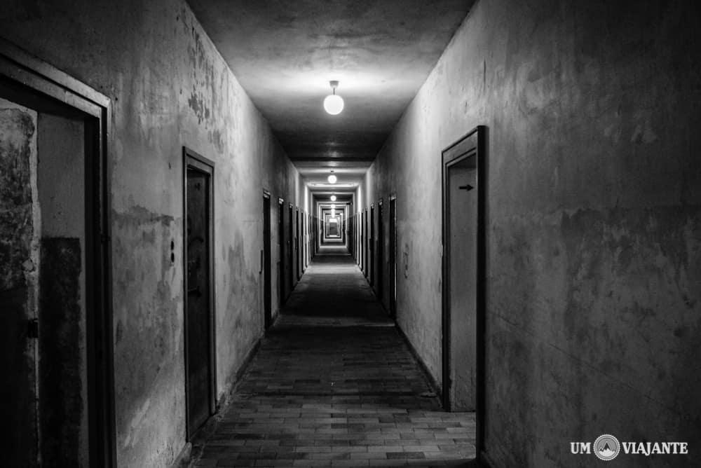 Corredor da Prisão, Dachau