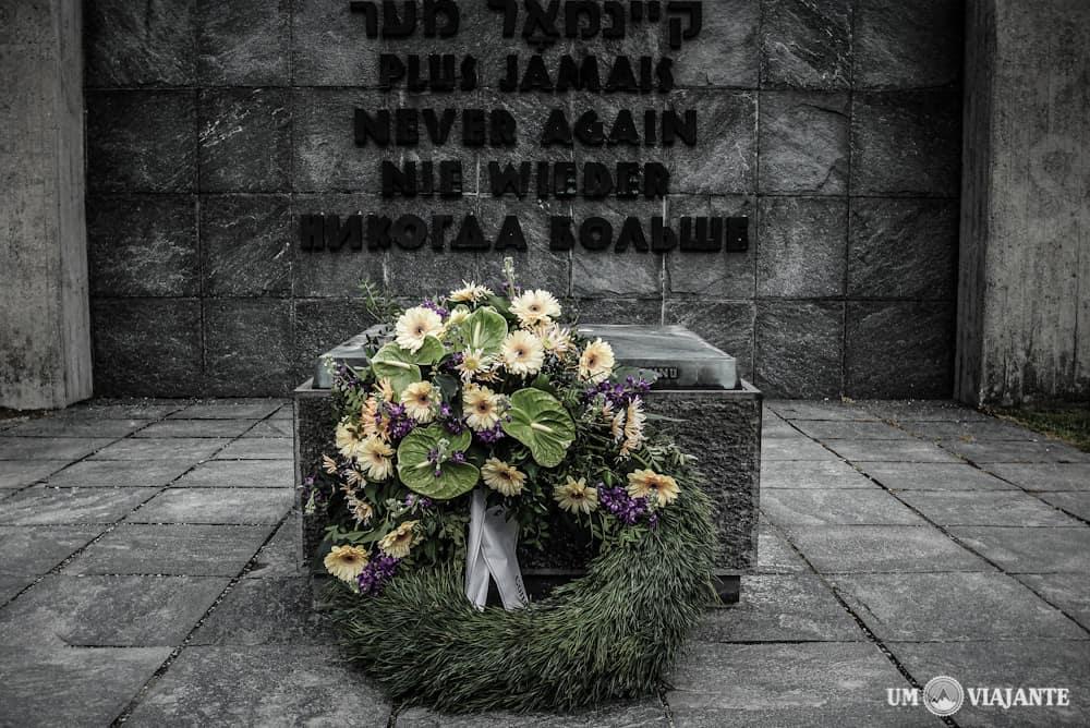 Never Again, Dachau