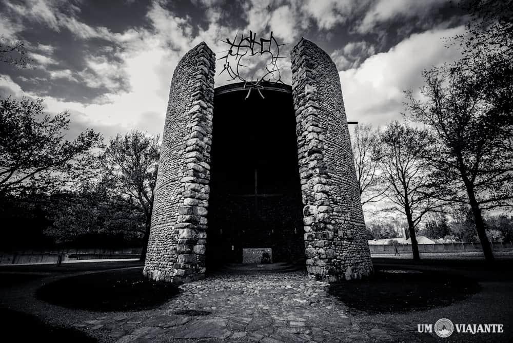 Capela, Dachau