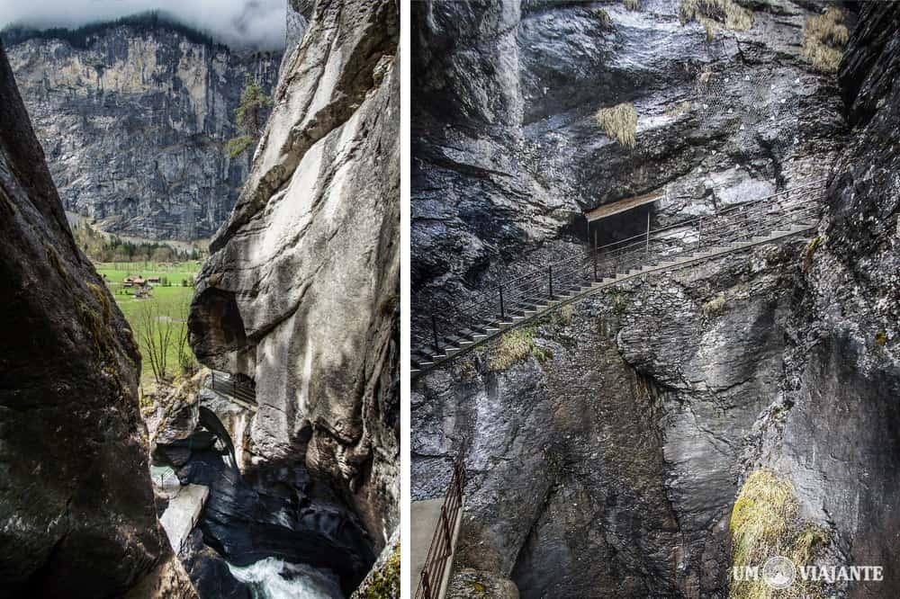 Trummelbach Falls, Lauterbrunnen