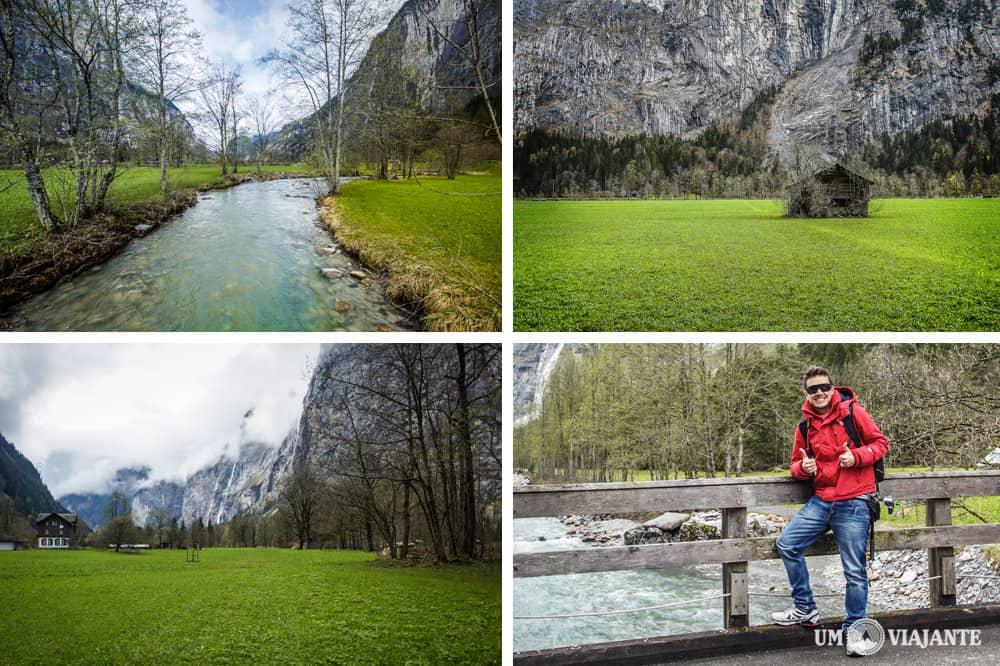 Lauterbrunnen, Vale das cachoeiras, Suíça