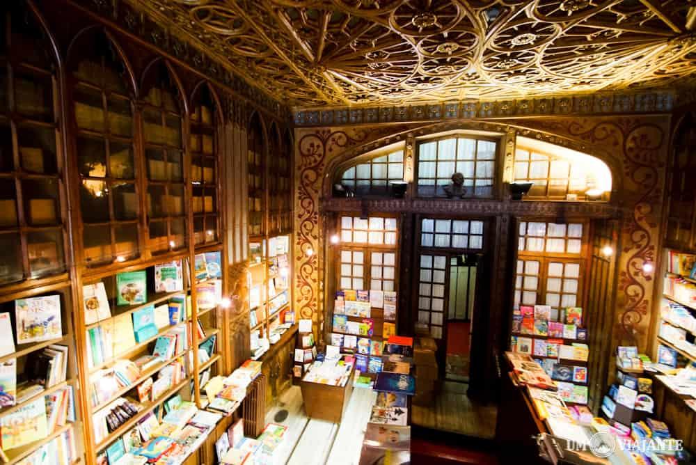 Livraria Lello, Porto - Portugal