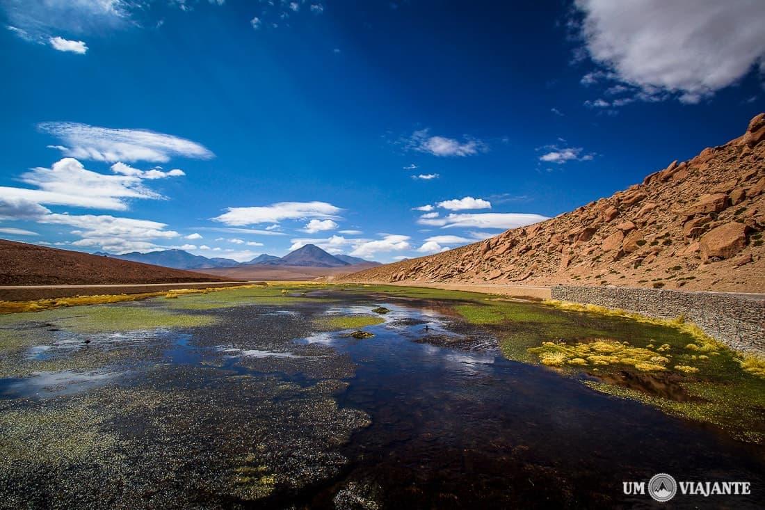 Rio La Putana, Atacama - Chile