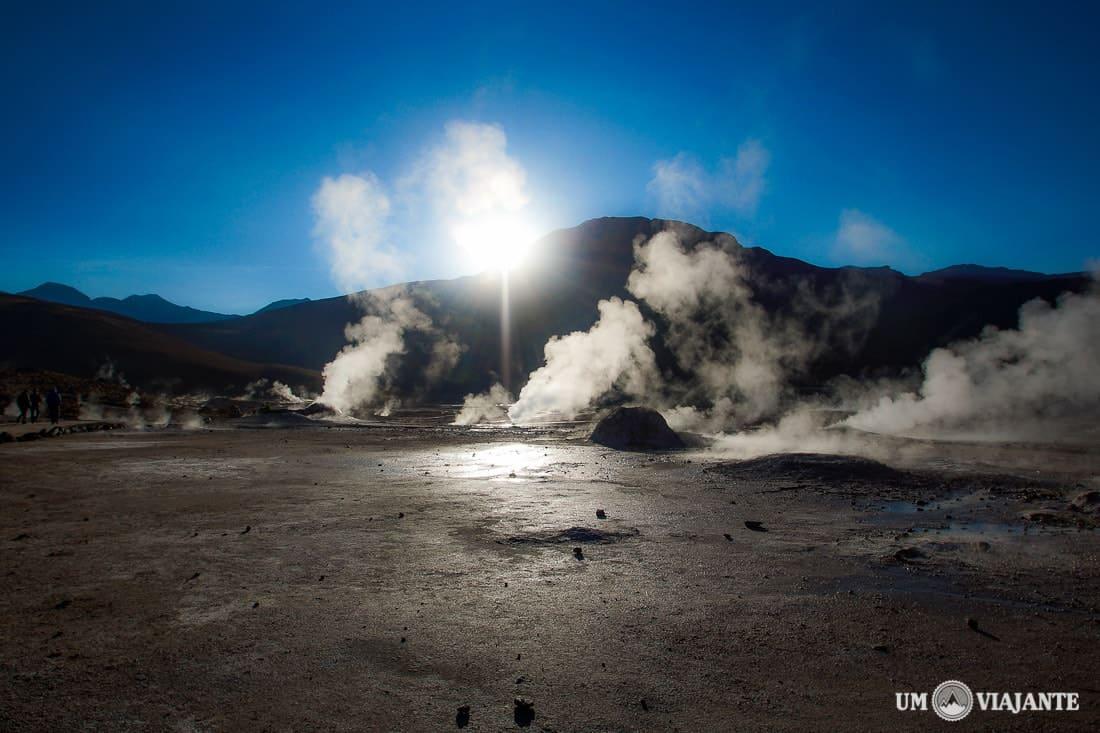 Geysers del Tatio - Atacama - Chile