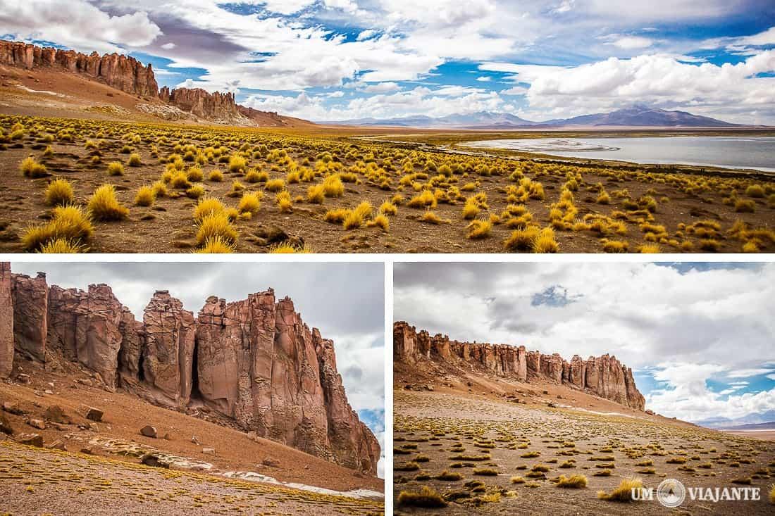 As Catedrais de Tara - Atacama