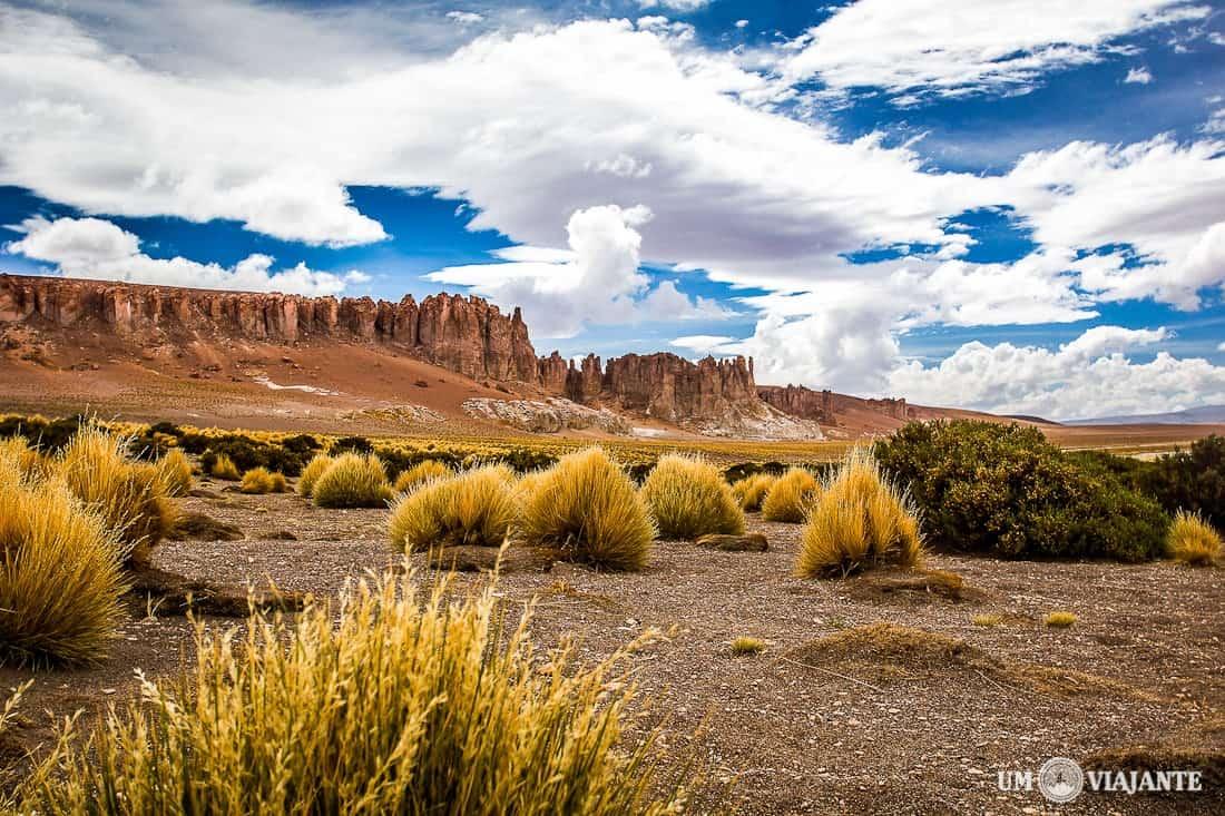 Catedrais de Tara, Atacama