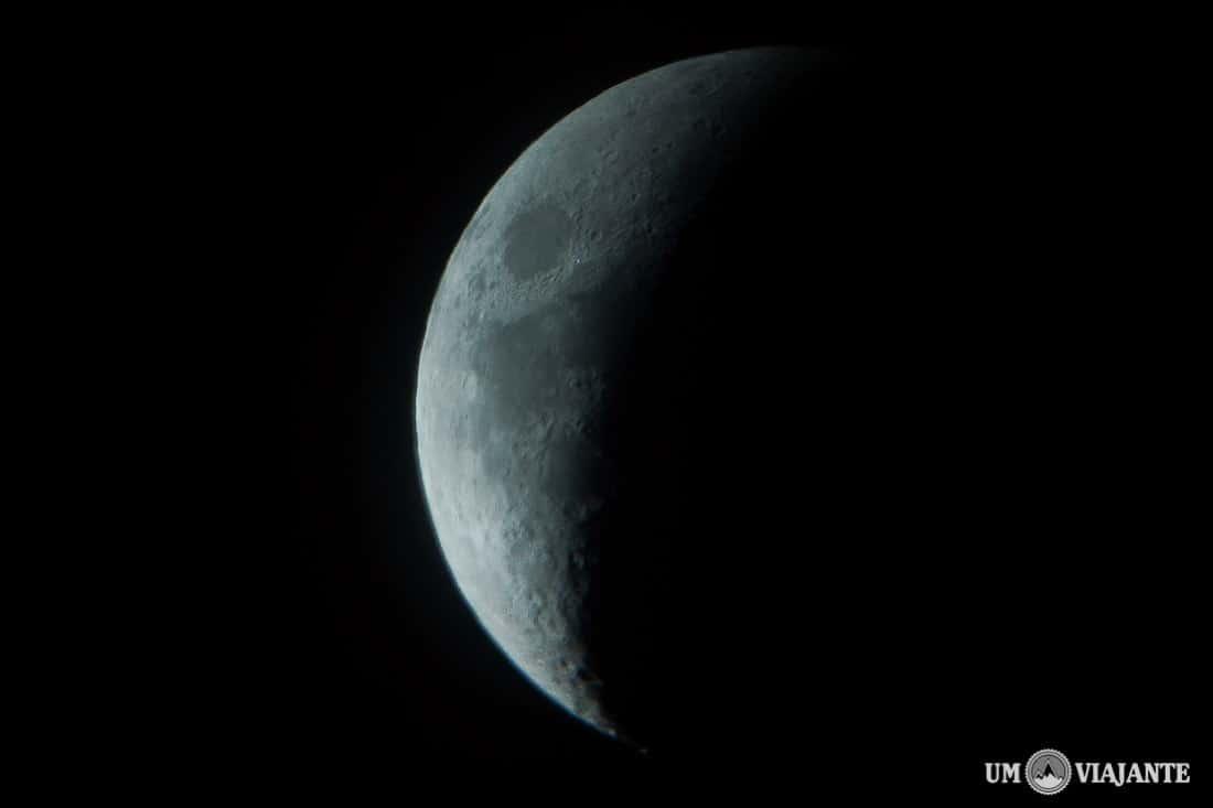 Lua - Tour Astronômico - Atacama