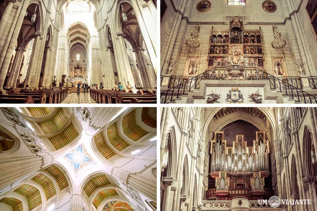 Catedral de Almudena, Madrid