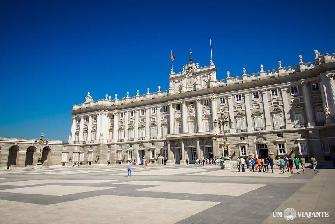 Palácio Real de Madrid, Espanha