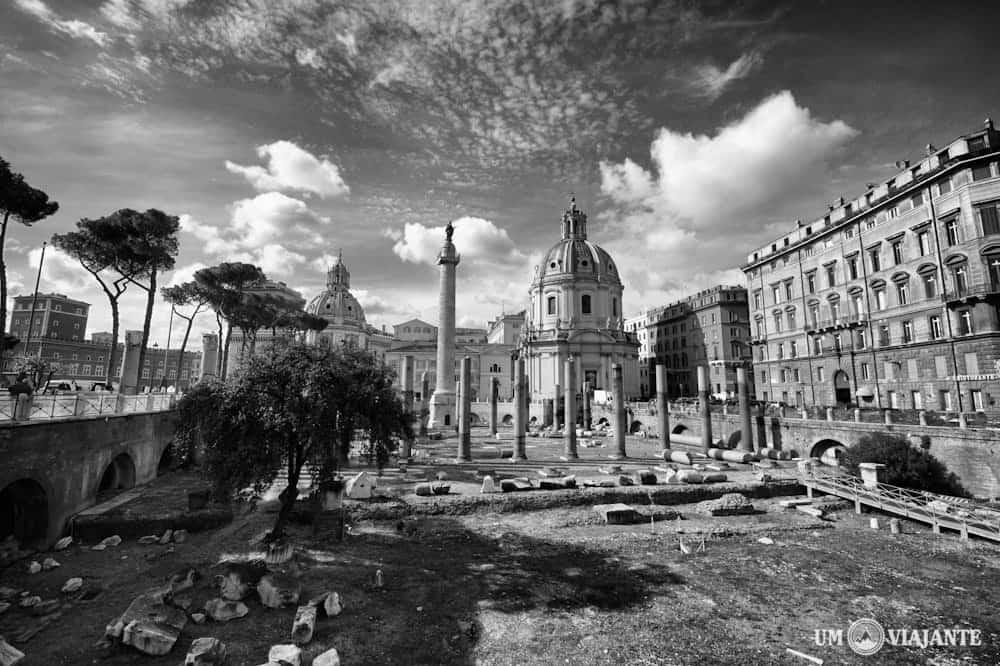 Despedida de Roma