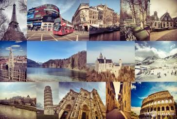 Mochilão Europa – Meu primeiro roteiro de viagem