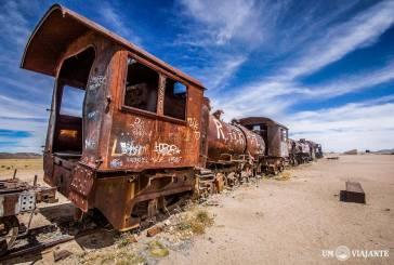 Salar de Uyuni – O cemitério de trens e a volta para o Atacama