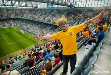 Um Viajante na Copa do Mundo em Curitiba