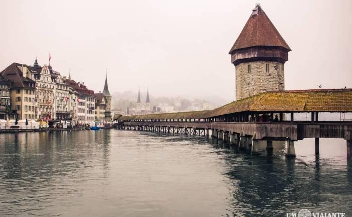Roteiro de 1 dia em Lucerna, Suíça