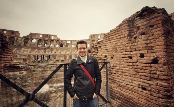 Por dentro do Coliseu e do Foro Romano