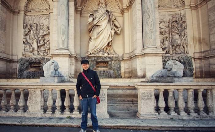 Descobrindo as belezas de Roma