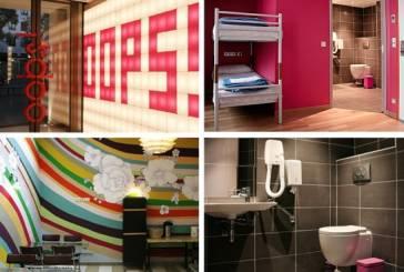 Albergue em Paris: conheça o Oops! Hostel