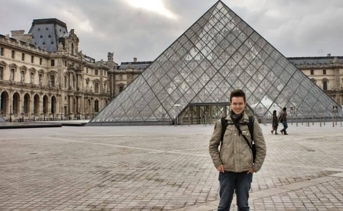 Paris… segundo dia