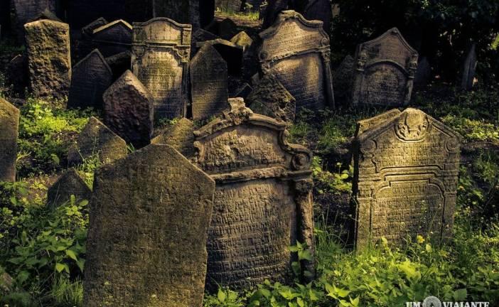 Visitando o Cemitério e o Bairro Judeu de Praga