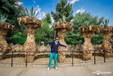 Descobrindo o Parque Güell e as belezas de Gaudí, em Barcelona