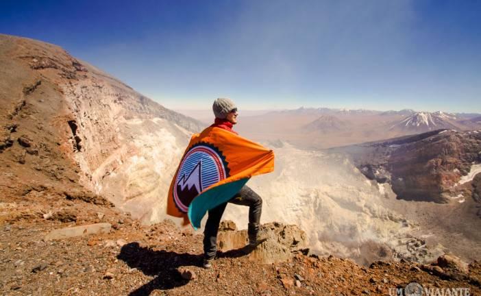 Vulcão Lascar, como foi subir um vulcão no Atacama