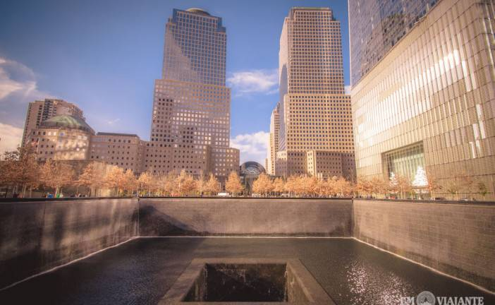 Memorial 11 de Setembro, em Nova York