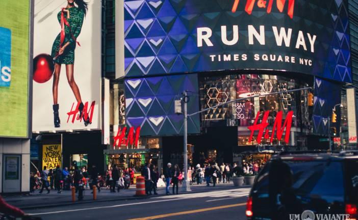 Compras em Nova York: Black Friday