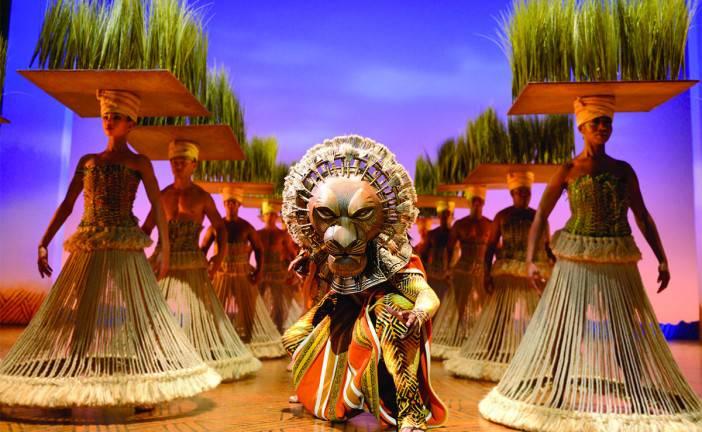 Realizando um sonho: assistindo ao The Lion King, na Broadway