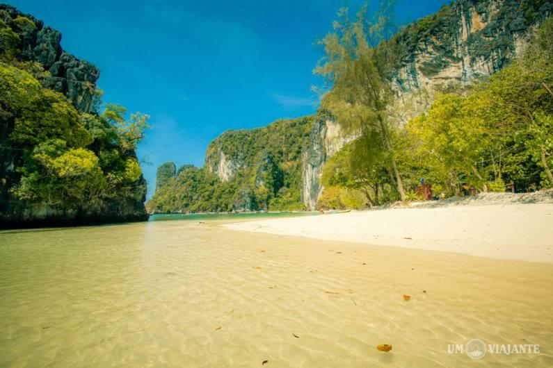 Hong Island, meu passeio favorito saindo de Railay Beach