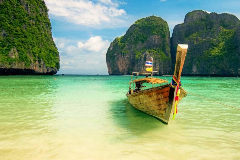 Dormindo em Maya Bay – Tudo que você precisa saber