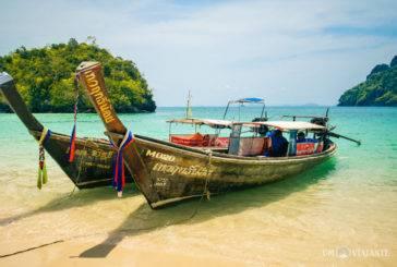 Railay Beach, Krabi, Phuket, Ao Nang e Phi Phi: Horários, preços e como chegar?