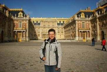Versailles e despedida de Paris