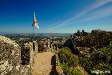 Sintra e o Castelo dos Mouros
