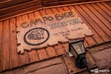 Campo Base, ótima opção de hostel em San Pedro de Atacama