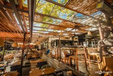 Onde comer em Santiago: Patio Bellavista
