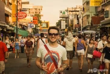 Bangkok, por um viajante