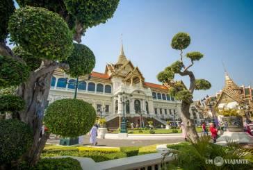 Grand Palace, o Grande Palácio de Bangkok