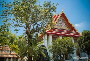 Wat Pho – O Templo do Buda Reclinado, em Bangkok