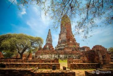 Roteiro de um dia em Ayutthaya, saindo de Bangkok