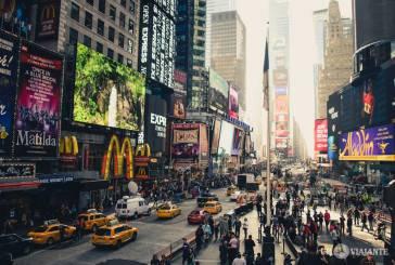Meu primeiro dia em Nova York e minhas impressões sobre a cidade