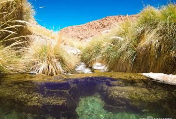 Termas de Puritama, águas termais no Deserto do Atacama