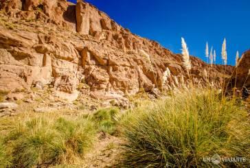 Trekking de Guatin, no Deserto do Atacama