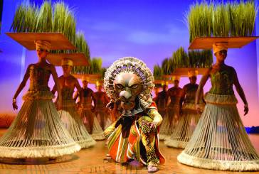 Realizando um sonho: assistindo ao The Lion King, na Broadway