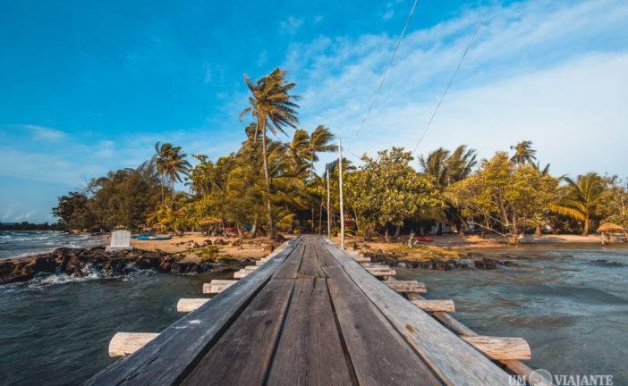 Koh Rong, uma ilha paradisíaca no Camboja