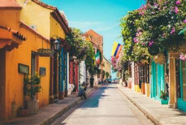 Próximo Destino: Cartagena, Colômbia!