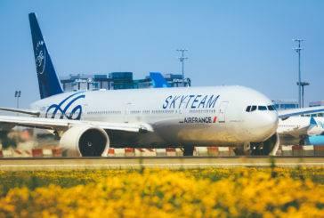 Como é viajar para Paris com a AirFrance