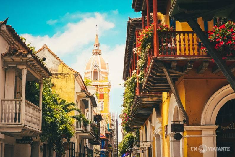 Descobrindo Cartagena das Índias, Colômbia
